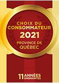 Adele Choix du consommateur 2021
